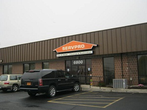GSBDC Finances New SERVPRO Facility
